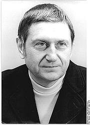 Author photo. Porträt Heinz Knobloch/ Hesse, Rudolf