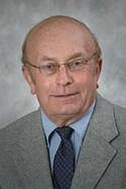 Author photo. Donald M. Snow