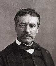 Author photo. Maurice Sand (d. 1889)