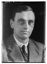 Author photo. George Grantham Bain Collection (Library of Congress).