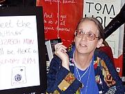 Author photo. Photo by Szymon Sokól (2005 Worldcon, Glasgow)