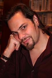 Author photo. Credit: Georges Seguin, 2007
