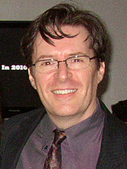 """Author photo. By Afgarcia86 - Own work, CC BY-SA 3.0, <a href=""""//commons.wikimedia.org/w/index.php?curid=16890790"""" rel=""""nofollow"""" target=""""_top"""">https://commons.wikimedia.org/w/index.php?curid=16890790</a>"""