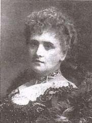 Author photo. Marie Kleinmichel (1846 - 1931)