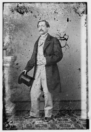 Author photo. Brady-Handy Photographs,<br>LoC Prints and Photographs Division,<br>(LC-DIG-cwpbh-00691)
