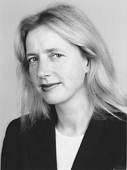 Author photo. Ilona Blazwick