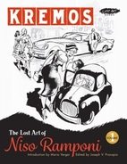 Kremos: The Lost Art of Niso Ramponi, Volume…