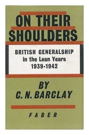 On Their Shoulders cover