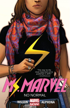 Ms. Marvel Volume 1: No Normal by G. Willow…