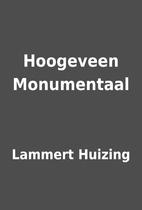 Hoogeveen Monumentaal by Lammert Huizing