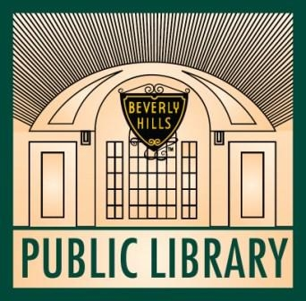 Image result for beverly hills library logo