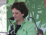 "Author photo. Sally Bedell Smith at the 2012 National Book Festival By Slowking4 - Own work, GFDL 1.2, <a href=""https://commons.wikimedia.org/w/index.php?curid=21582343"" rel=""nofollow"" target=""_top"">https://commons.wikimedia.org/w/index.php?curid=21582343</a>"