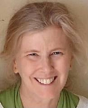 Author photo. jama rattigan's alphabet soup