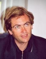 Author photo. Didier Van Cauwelaert - Photo uncredited