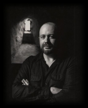 Author photo. Patti Perret, from Faces of Fantasy (TOR, 1997)