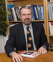 Author photo. Richard A. Anthes [credit: UCAR]