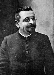 Author photo. Image from <b><i>My Country, Right or Wrong</i></b> (1910) by Gustave Hervé