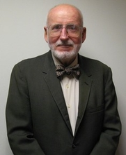 Author photo. Henry Weisser [credit: Hartwick College]