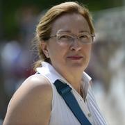 Author photo. Anna Maria Liberati