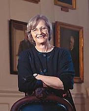 Author photo. Laurel Thatcher Ulrich