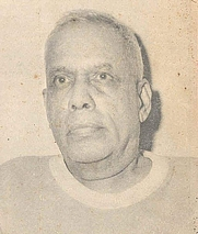 Author photo. Varghese Nijeeb P.