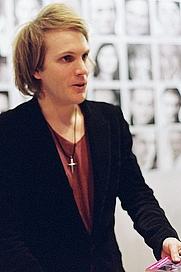 Author photo. Leafar - Raphaël Labbé
