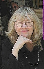 Author photo. murdershebaked.com