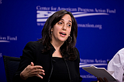 Author photo. Beth Kobliner. Photo courtesy the Center for American Progress Action Fund.