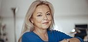 Author photo. Christine Grän (Bild von Angelika Bardehle)