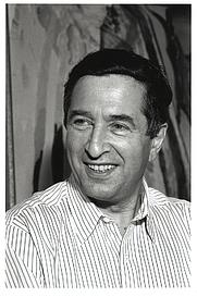 Author photo. Prof. Yakov G. Sinai. Photo credit: Rita Nannini, 1996 (photo courtesy of Princeton University)
