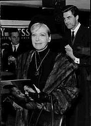 Author photo. Hildegard Knef (2 February 1962) / Photo © <a href=&quot;http://www.bildarchivaustria.at&quot;>ÖNB/Wien</a>
