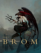Art of Brom (Publishers Edition)