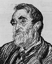 Author photo. From a drawing by Paul Renouard: Library of Congress Prints and Photographs Division (Reproduction Number: LC-USZ62-123243) (cropped)
