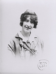 """Author photo. National Library of Australia (Public Domain - <a href=""""http://en.wikipedia.org/wiki/File:May_Gibbs.jpg"""" rel=""""nofollow"""" target=""""_top"""">Wikipedia source</a>)"""