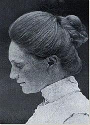 Author photo. Jacqueline Elisabeth van der Waals (Den Haag, 26 juni 1868 – Amsterdam, 20 april 1922)