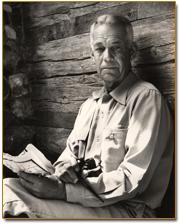 Author photo. Photo by Alfred Eisenstaedt