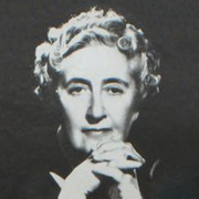 Author photo. <a href=&quot;http://en.wikipedia.org/wiki/File:Agatha_Christie.png&quot; rel=&quot;nofollow&quot; target=&quot;_top&quot;>http://en.wikipedia.org/wiki/File:Agatha_Christie.png</a>