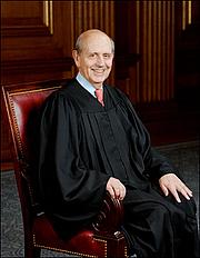 Author photo. Wikimedia Commons (Official U.S. Supreme Court Portrait)