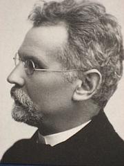 Author photo. Wilhelm Feldman (1868-1919)