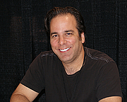 """Author photo. Jimmy Palmiotti. Photo by """"5 of 7"""" on flickr."""