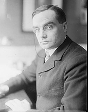 Author photo. Undated photograph (George Grantham Bain Collection, Library of Congress Prints and Photographs Division, Reproduction number: LC-DIG-ggbain-01256)