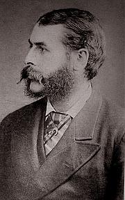 Author photo. Henry John Elwes, circa 1868. Wikimedia Commons.