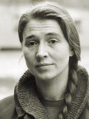 Author photo. Birgitta Trotzig foto: Albert Bonniers Förlag AB