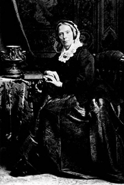 Author photo. Image from <b><i>A lady of England; the life and letters of Charlotte Maria Tucker</i></b> (1895) by Agnes Giberne