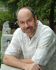 Author photo. Ralph Fletcher, photo by Wikimedia Commons user Yiddayadda