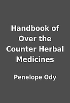 Handbook of Over the Counter Herbal…
