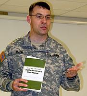 Author photo. Defense Dept. photo by Gerry J. Gilmore (defenselink.mil)