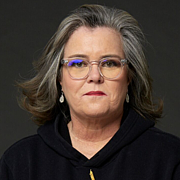 Author photo. Rosie O'Donnell