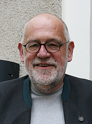Author photo. Wolfgang Wippermann