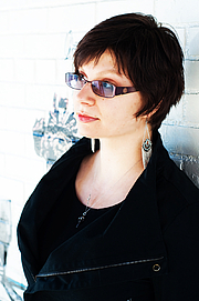 Author photo. Ellen Wright